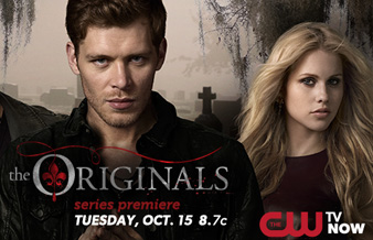 The Originals - 1er épisode le 15 octobre