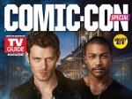 couverture de TV Guide pour le Comic Con 2013