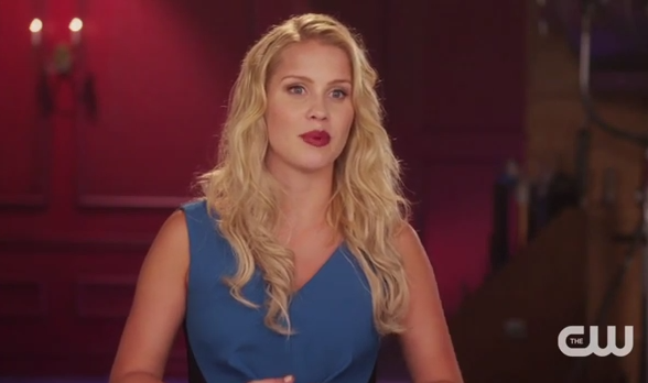 Capture Claire Holt interview