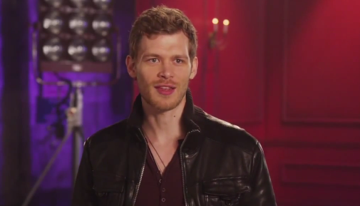 Capture Joseph Morgan interview