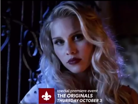 Capture promo Rebekah