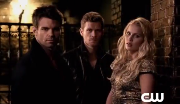 The Originals Capture promo Respect