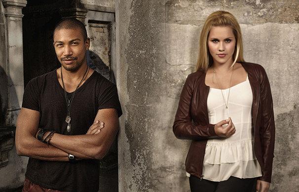 Rebekah et Marcel