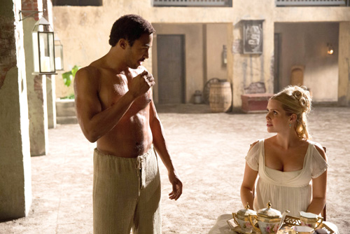 1x02 - House of the Rising Son - Marcel & Rebekah