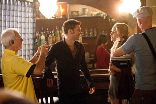 1x02 BTS - House of the Rising Son - Klaus & Cami