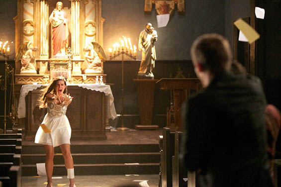 1x04 - Girl in New Orleans - Davina & Klaus