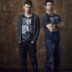 Photoshoot Comic Con 2013 - Joseph et Daniel