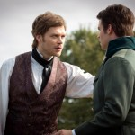 1x08 The River in Reverse - Klaus et Elijah