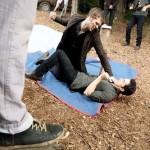 BTS 1x07 - la bagarre entre Klaus & Tyler