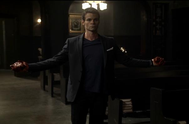 Capture 1x06 Elijah