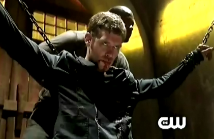Capture promo 1x08 Klaus