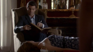 Résumé de l'épisode 6 saison 1  Fruit of the Poisoned Tree Elijah