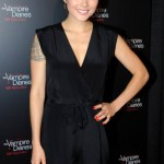 TVD 100e Party  Daniella Pineda (3)