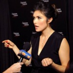 TVD 100e Party  Daniella Pineda (4)