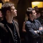 1x07 Bloodletting - Klaus & Elijah
