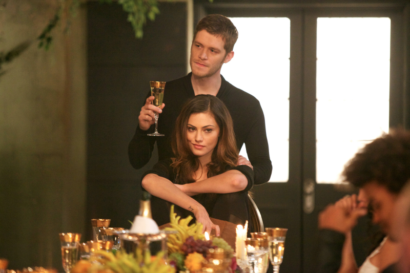 1x09 Reigning Pain in New Orleans - Klaus & Hayley