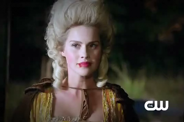 Capture promo 1x09 Rebekah