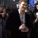 PCA 2014 Joseph Morgan - Meilleur acteur dans une nouvelle série TV