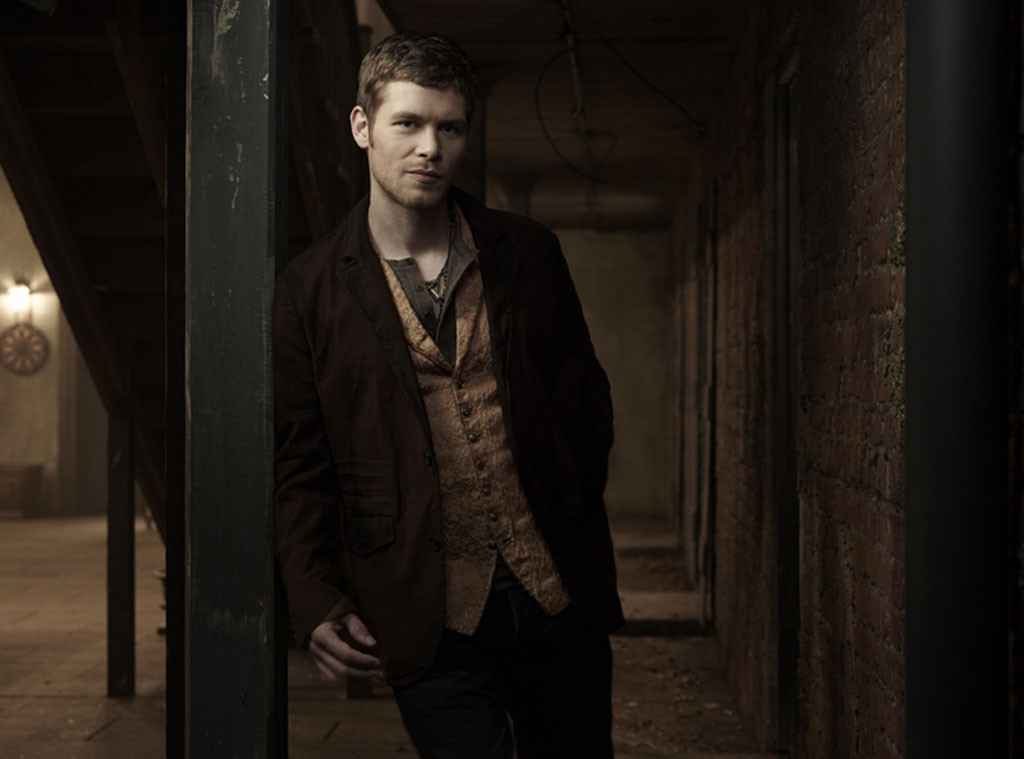 The originals s1 promo bar - Klaus