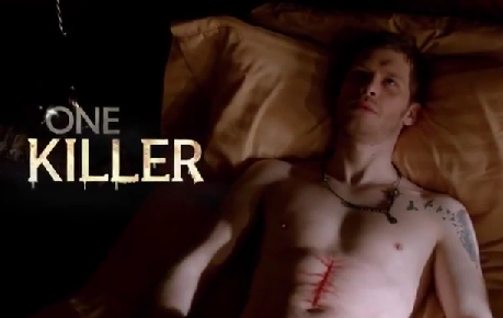 Capture promo 1x15 Klaus