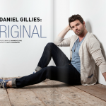 Daniel Gillies Bello 2014
