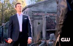 Capture producer's preview 1x16 Elijah