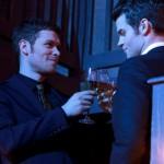 1x17 Moon Over Bourbon Street - Klaus et Elijah