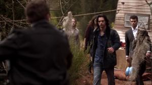 Résumé de l'épisode 19 saison 1  An Unblinking Death