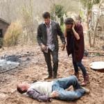 1x19 An Unblinking Death - Elijah et Hayley