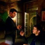 1x19 An Unblinking Death - Elijah et Klaus