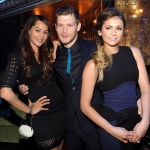CW upfronts 2014 after party