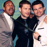 CW upfronts 2014 trio