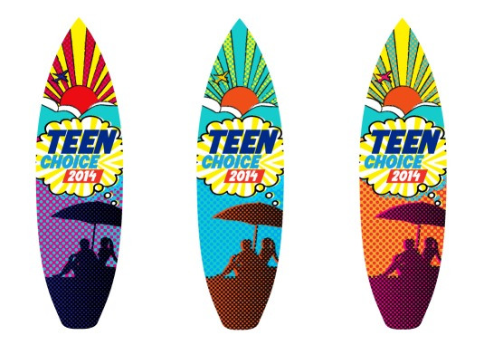TEEN CHOICE 2014: Logo