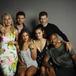 Comic Con 2014 Portrait groupe 1