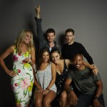 Comic Con 2014 Portrait groupe 4