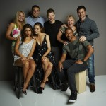 Comic Con 2014 Portrait groupe&EPs 3