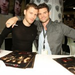 Comic con 2014 WB brothers