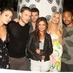 Comic con 2014 WB cast
