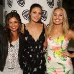 Comic con 2014 WB girls