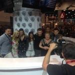 comic con 2014 cast signature 2