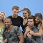 comic con 2014 cast tvguide