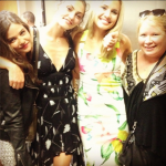 comic con 2014 girls via phoebe instagram