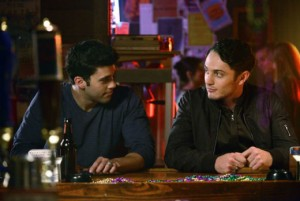 2x04 Live and Let Die - Josh et Aiden