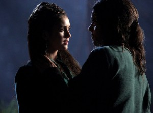 2x05 Red Door - Tatia et Elijah