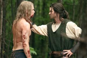 2x05 Red Door - Klaus et Elijah
