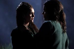 2x05 Red Door - Elijah et Tatia