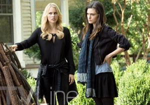 2x09 The Map of Moments - Rebekah et Hayley