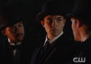 2x09 the originals Kol Marcel Klaus