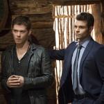 2x11 - Brotherhood of the Damned - Klaus et Elijah