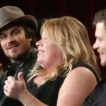 TCA winter press tour - panel - Ian Julie Joseph 2